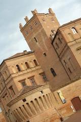carpi, italy, castle