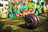 Fototapety Spray Can Used For Graffiti | Stock image