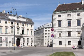 Vienna crossroad