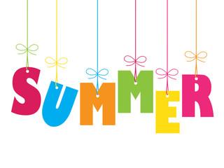 """""""SUMMER"""" (sun holidays beach break relaxing time)"""