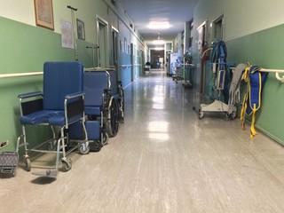 Corsia di ospedale