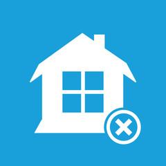 Remove house symbol