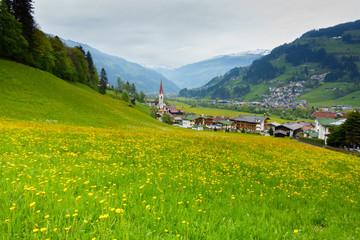 Das Feriendorf Hippach im Zillertal