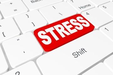"Button ""stress"" on keyboard"