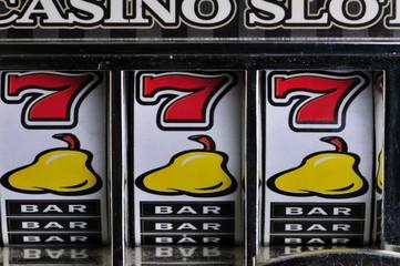Glücksspiel - einarmiger Bandit