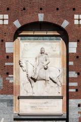 King Umberto I of Italy