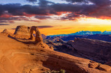 Panorama of Arches National Park - 82616289