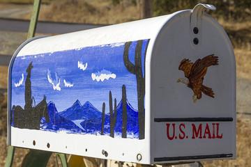 Cassetta postale USA