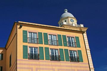 Itailian Building
