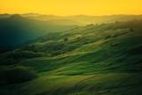 severní kalifornie krajiny