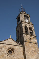 Iglesia de N Señora del Azogue. Puebla de Sanabria