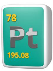 Element Platin 78