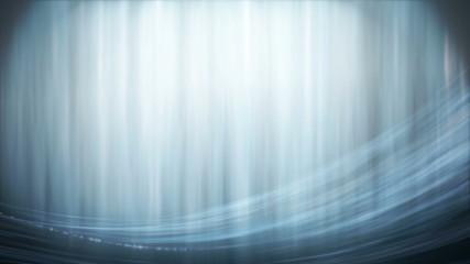 Fractal Lines Background. Looping motion design.