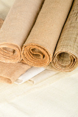 fabric of linen