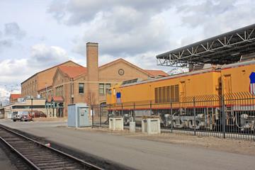 Ogden Railway station
