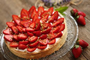tarte à la fraise 3