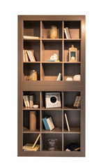Cupboard for books