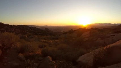 California Sunset - Rocky Peak Park