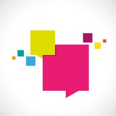 fond abstrait,communication,