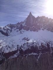 Beautiful of Mint Blanc in Chamonix