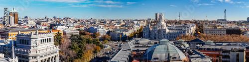 Zdjęcia na płótnie, fototapety, obrazy : Tejados de Madrid