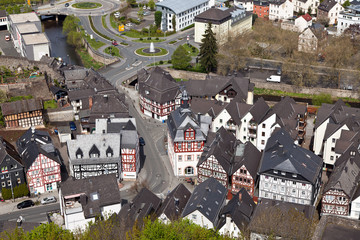 Dillenburg Ortskern