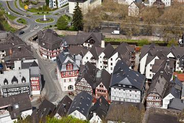 Dillenburg historischer Stadtkern