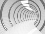 Fototapeta Przestrzenne - Modern tunnel © FreshPaint