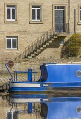 Canal Narrowboat