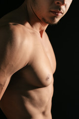 Well shaped chest