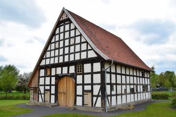 Vierständerhaus in Lauenhagen