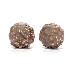 Chocolate balls or Chocolate bon bon