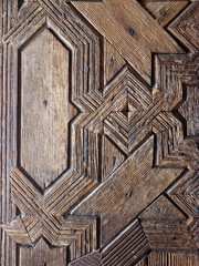 orientalische Holzschnitzerei - Islamic wood carving
