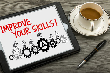 improve your skills hand drawin on tablet pc