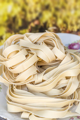 Dry Pappardelle