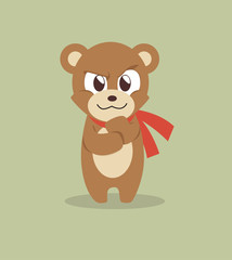 Cool Teddy Bear