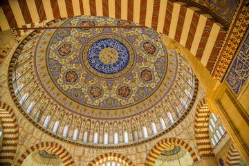 Selimiye Camii İçi Kubbe