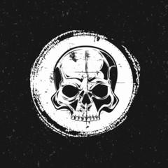Pirate mark.