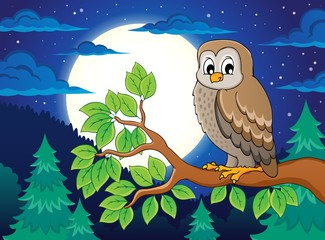 Owl topic image 4