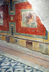 Domus romana, Merida, Extremadura, España