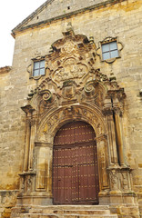 Church of the Holy Trinity, Ubeda, Jaen province, Spain