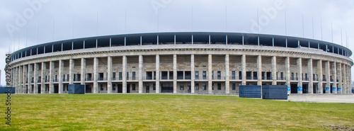 Foto op Canvas Stadion berlin olympic stadium.