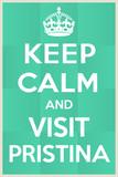 Pristina poster