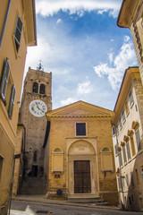 Chiesa a San Severino Marche, Italia