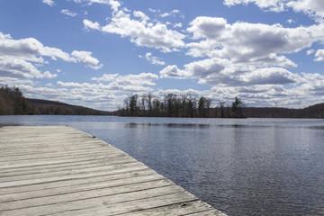 Dock Day Lake