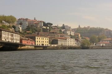 Porto, Portugal, view from river Douro