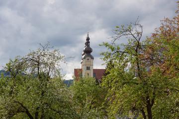 Kirche - Kirchenturm - Glaube