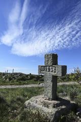 croix de pierre aubrac