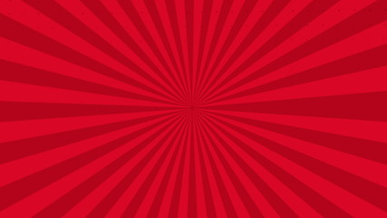 Red rotation background, Video animation, HD 1080