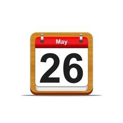 May 26.
